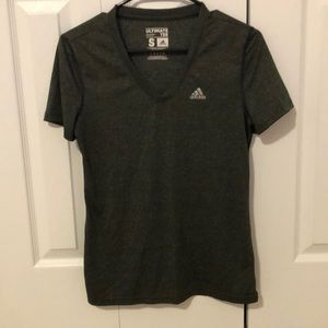 Women's Adidas ultimate tee v-neck
